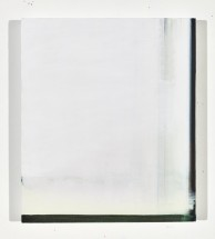 Untitled (Small White 2) - Juan Iribarren, Cecilia De Torres Ltd.