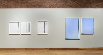 "Installation view of ""Juan Iribarren. Walls, Windows, and Nocturnes"" at Cecilia de Torres, Ltd., New York, Cecilia De Torres Ltd."