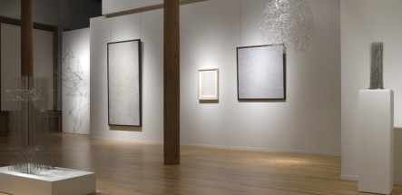 Installation at Cecilia de Torres, New York - León Ferrari, Cecilia De Torres Ltd.