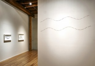 "Installation view of ""Expanding the Line"" at Cecilia de Torres, Ltd., New York, Cecilia De Torres Ltd."