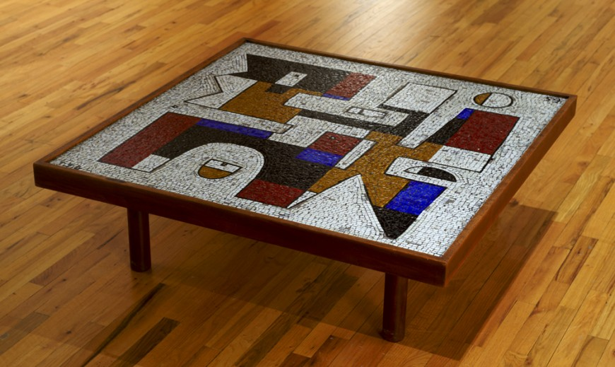 Mosaic table - Gonzalo Fonseca, Cecilia De Torres Ltd.