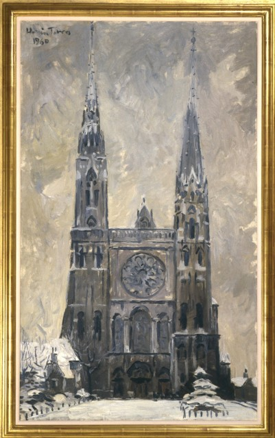 Cathedral at Chartres - Horacio Torres, Cecilia De Torres Ltd.