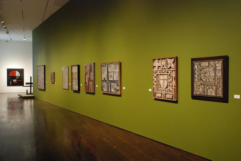 Matto exhibition at the Blanton Museum; Austin, Texas. - Francisco Matto, Cecilia de Torres, Ltd.