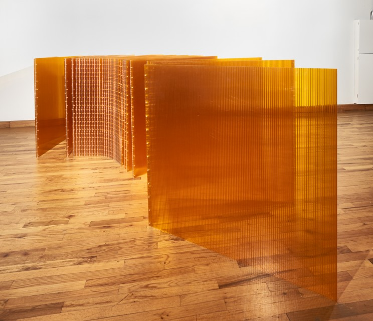 Cube 48 Orange - Marta Chilindron, Cecilia de Torres, Ltd.