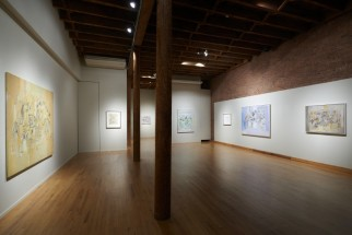 "Installation view of ""Sarah Grilo and the Urban Unconscious"" - Sarah Grilo, Cecilia De Torres Ltd."