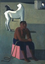 FERNANDO BOTERO, The Stable Boy, Cecilia De Torres Ltd.