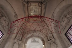 "Elias Crespin's ""Grand HexaNet"" at the Grand Palais"