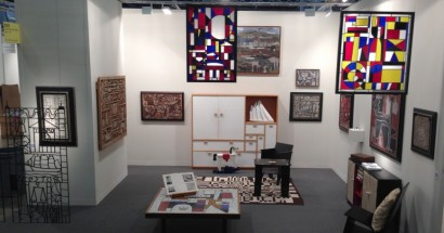Installation view of the Cecilia de Torres Ltd.booth at Art Basel Miami Beach, Cecilia De Torres Ltd.