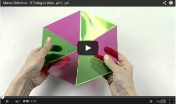 VIDEO: Nine Triangles - Marta Chilindron, Cecilia De Torres Ltd.
