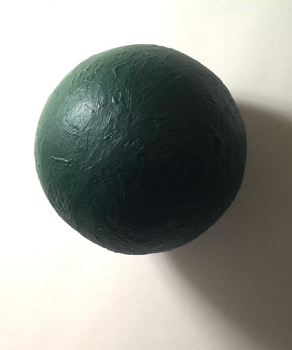 Green Sphere Painting - , Cecilia de Torres, Ltd.